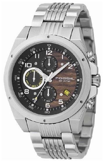 3 hand quartz chronograph