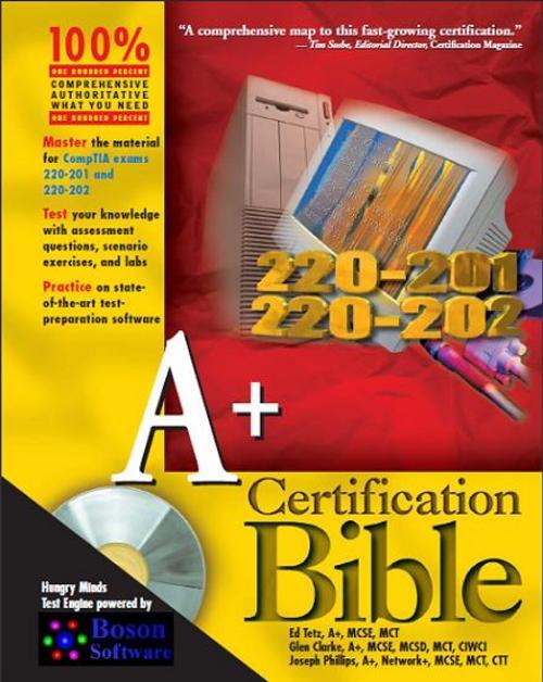 PDF: A+ Certification Bible