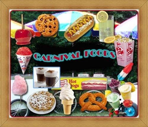 Carnival food recipes