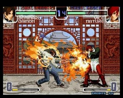Descargar the king of fighters 2002 gratis