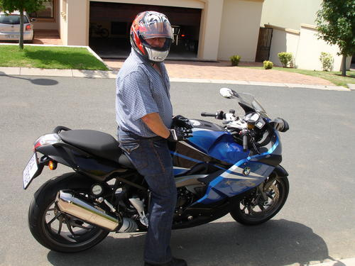 2011 BMW K1300S - For sale