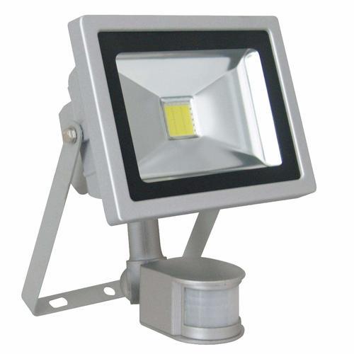 spot lights flood lights 20w led flood light with motion sensor. Black Bedroom Furniture Sets. Home Design Ideas