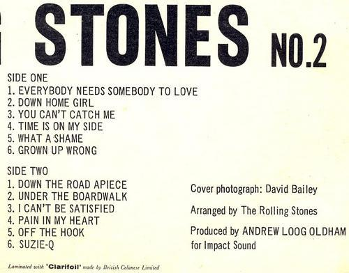 The Rolling Stones No.2 - Wikipedia, la enciclopedia libre