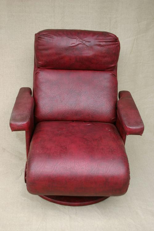 chairs stools footstools vintage lazy boy recliner was sold for
