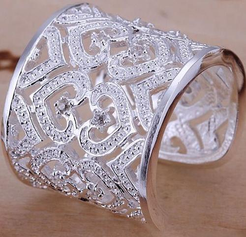 Chunky Silver Rings South Africa