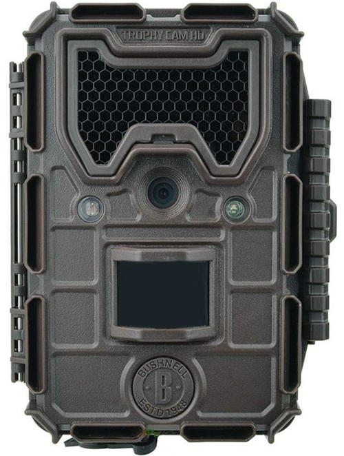 trail cameras bushnell trophy cam 1080p hd infrared night vision camera brown 8mp black. Black Bedroom Furniture Sets. Home Design Ideas