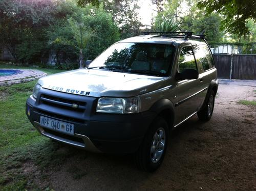 land rover 2002 landrover freelander in good condition was listed for r40 on 15 may at. Black Bedroom Furniture Sets. Home Design Ideas
