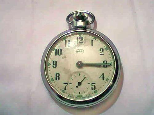 collectible watches vintage smiths empire pocket