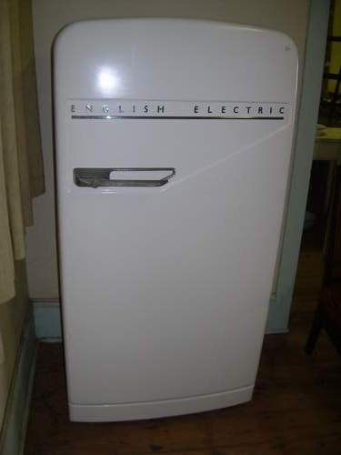 Appliances English Electric Fridge Was Listed For R2 500