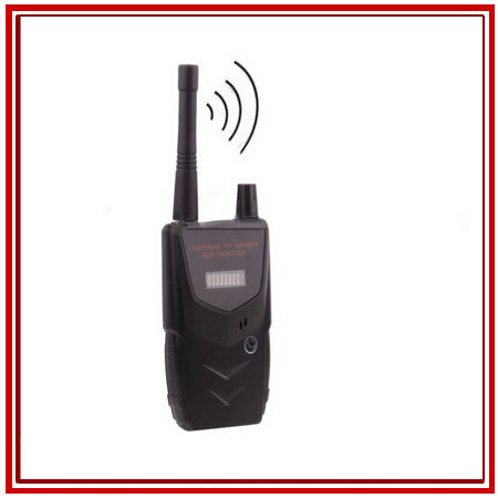 All about cell phones - Bug Detector Radio Frequency Detector