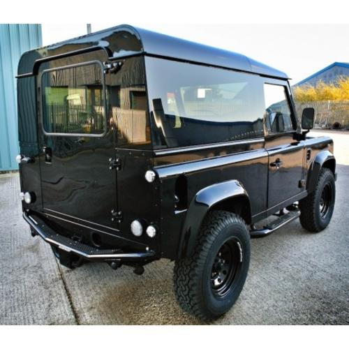 Glass Amp Tints Land Rover Defender 90 Panoramic Tinted
