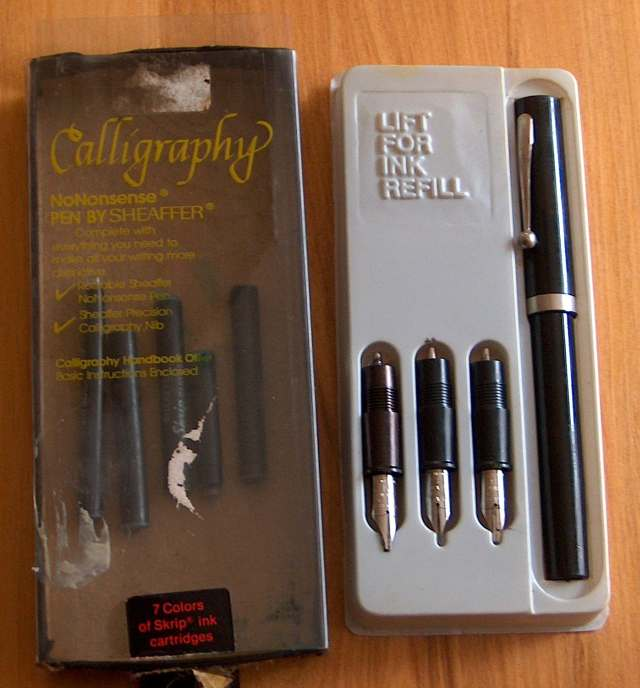 Writing Instruments Accessories Sheaffer Calligraphy