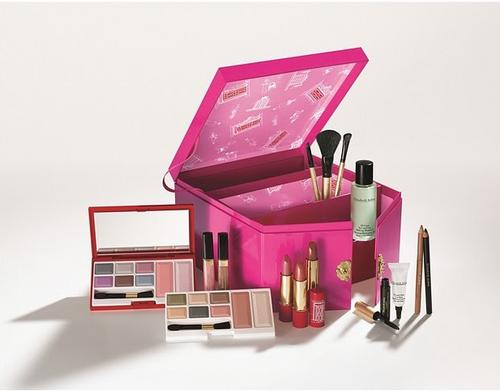elizabeth arden makeup brushes. Elizabeth Arden Deco Box