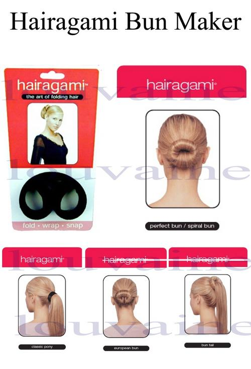 conair quick wrap hair art instructions