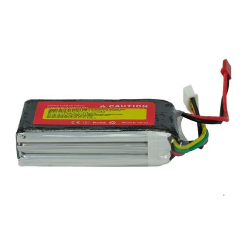 Wild Scorpion 11.1V 1100mAh 25C LI-PO 3cell RC Battery