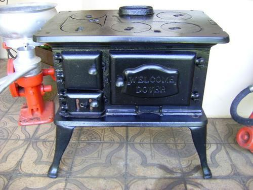 Other Antiques Collectables Welcome Dover No 6 Coal