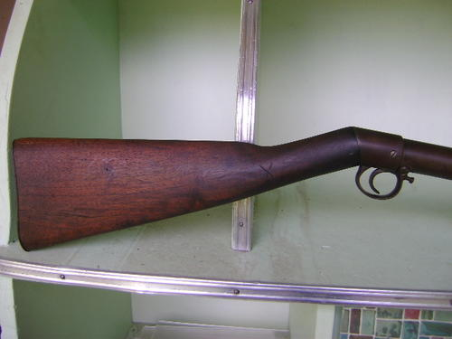 Other Hunting Antique 1906 Lincoln Bsa Improved Model D