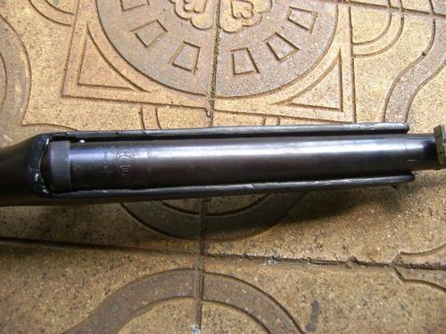 Shooting the Diana Model No16 Air Rifle - blogspotcom