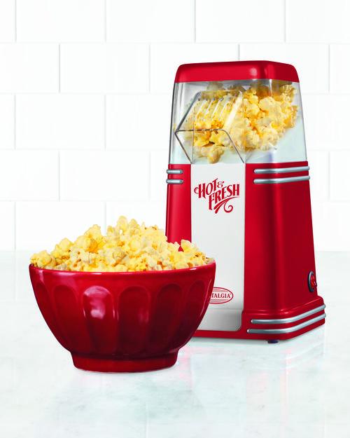 novelty popcorn machine