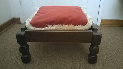Chairs Stools Amp Footstools Foot Stool With Vintage