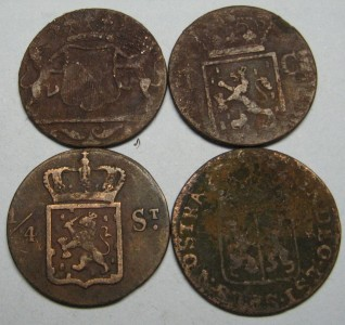 Collections Amp Lots 1787 1790 1826 1839 Coin Colonial New York Penny Us Voc Was Listed For R99