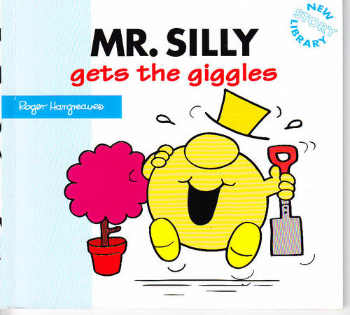 Mr Silly Shoes
