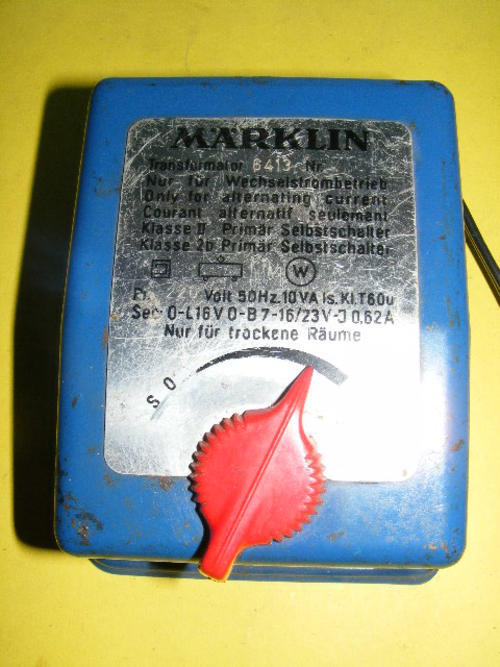 Marklin ho power supply