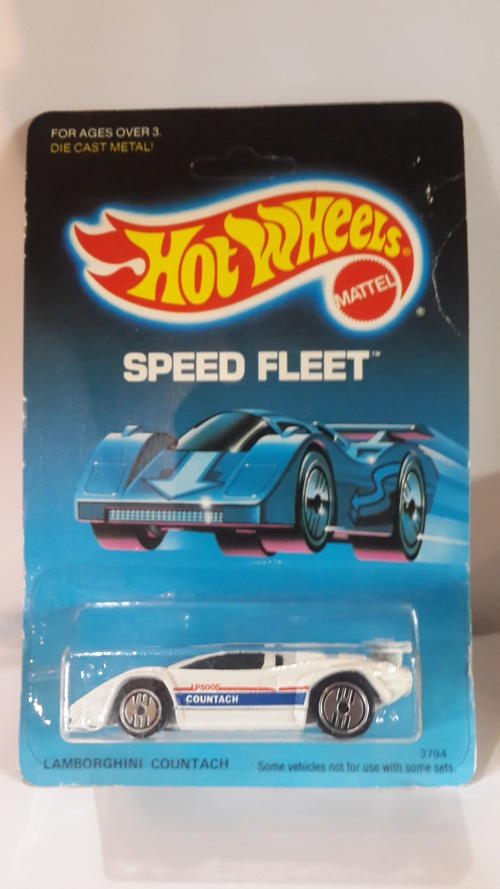 models hot wheels speed fleet lamborghini countach was listed for. Black Bedroom Furniture Sets. Home Design Ideas