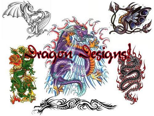 BEAUTIFUL TATTOO FLASH - OVER 20000 DESIGNS - AND 15000 FLASH SHEETS With