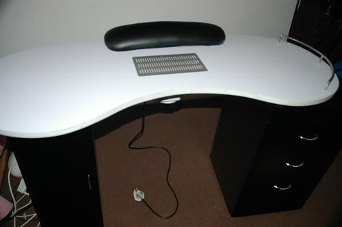 Other health beauty manicure table with fan and for Manicure table with extractor fan