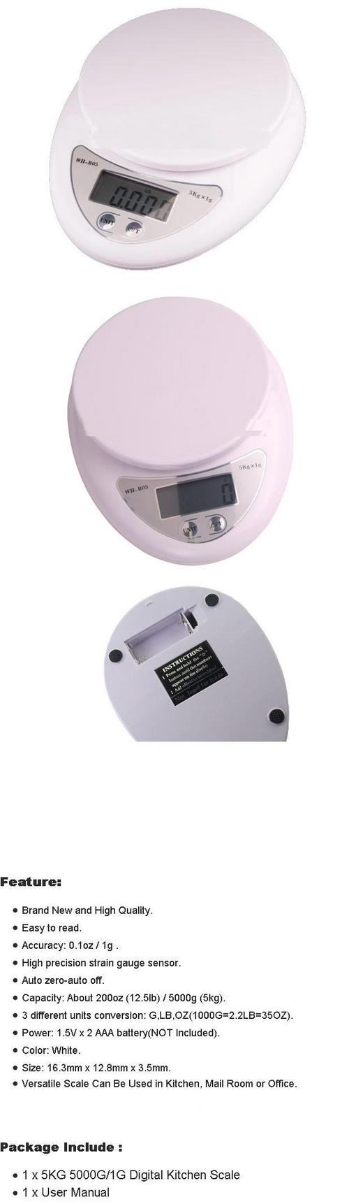 COMPACT DiGiTAL KiTCHEN FOOD DIET POSTAL WEIGH LESS LCD SCALE# Usave R1200 #