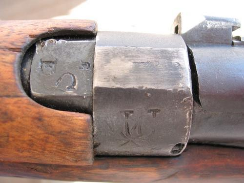Lee Enfield Markings