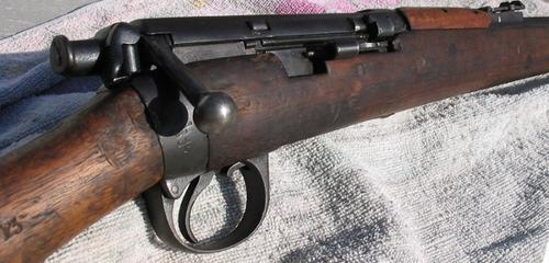 Lee-Enfield Right
