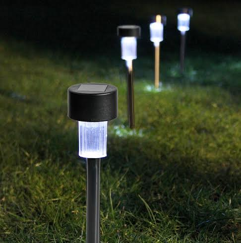 Path Lighting Solar Garden Stick Each Was Sold For