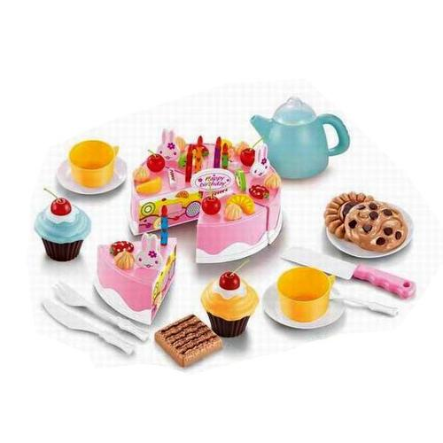 Cake Decoration Toys : Kitchen & Housework - Toy - Cake Set - Large was sold for ...