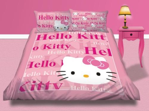 hello kitty bedroom stuff. HELLO KITTY SIGLE BED DUVET