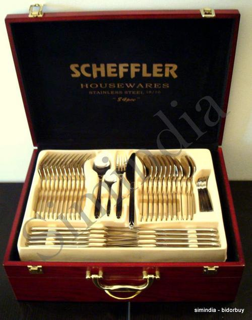 Other Cutlery Knives Scheffler 84 Pcs Cutlery Set