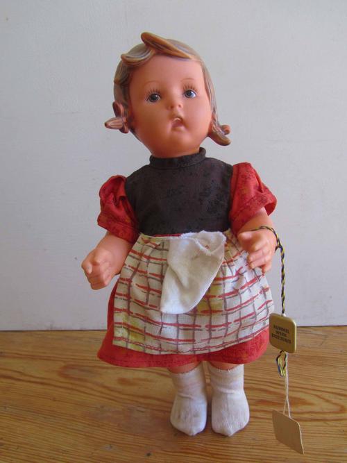 Vintage Toys Hummel Goebel Doll Quot School Girl Quot German