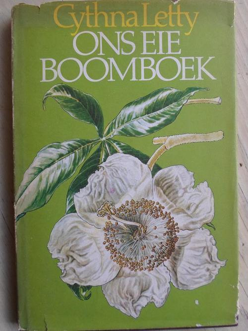 Natural science cynthia letty ons eie boomboek for sale in cape