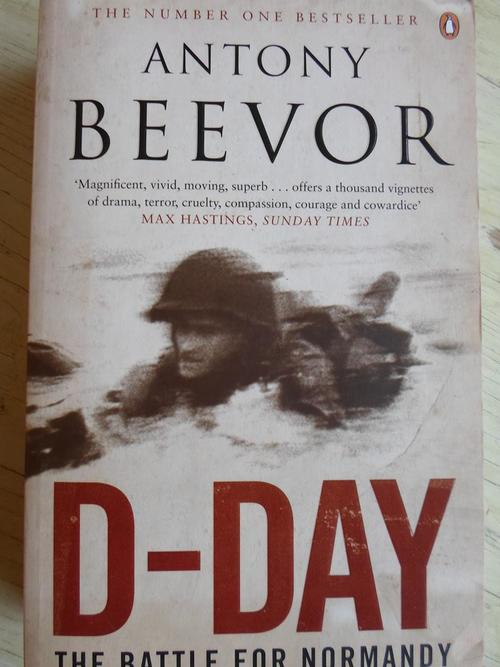 books antony beevor d day the battle for normandy was sold for on 12 jan at 15 32 by. Black Bedroom Furniture Sets. Home Design Ideas