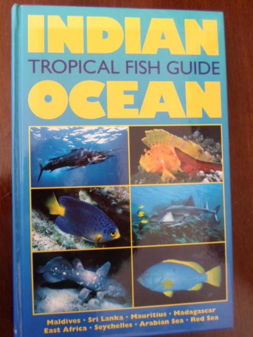 Natural science tropical fish guide indean ocean was for Tropical fish list