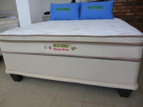 Beds Restonic beds all sizes at factory prices East