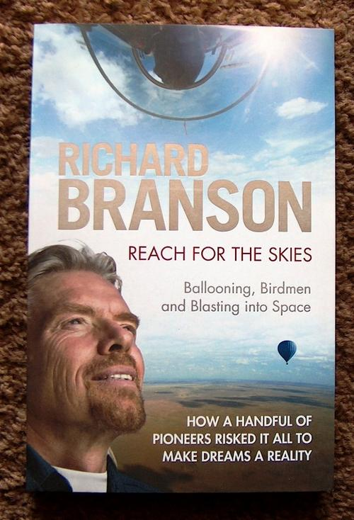 Science & Technology - REACH FOR THE SKIES by Richard ...