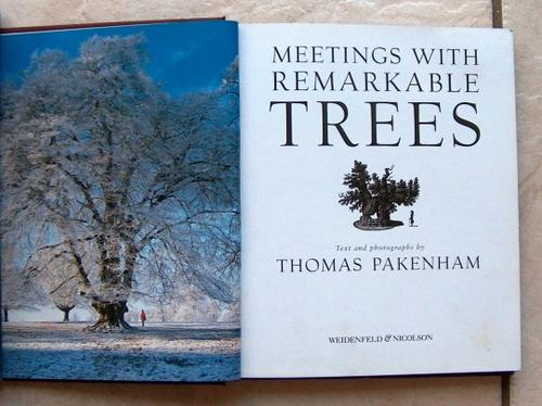 meetings with remarkable trees Find great deals on ebay for meetings with remarkable trees shop with confidence.