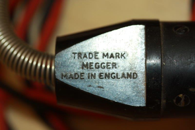 Megger Group Limited : Tools an extremely rare vintage evershed vignoles ltd