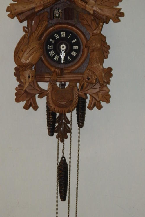 Cuckoo Amp Wall Clocks An Incredible Vintage West German