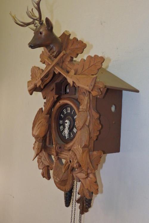 Cuckoo Amp Wall Clocks An Incredible Vintage West German