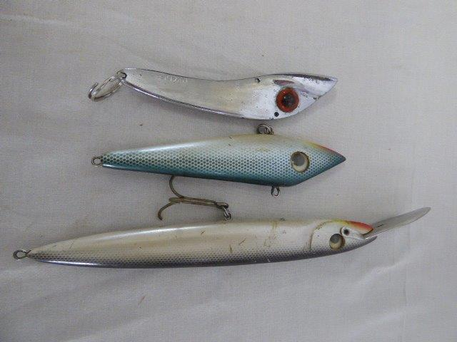 Apparel a fantastic collection of deep sea fishing lures for Deep sea fishing lures