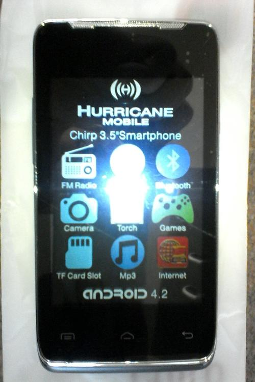 Cell Phones Amp Smartphones Brand New Hurricane Android 4