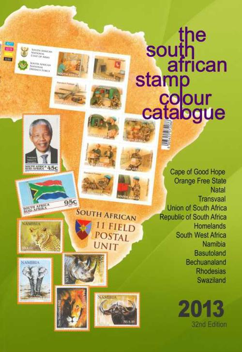 catalogues books magazines the south african stamp. Black Bedroom Furniture Sets. Home Design Ideas